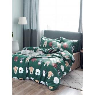 Постельное белье Модное CL008 2 спальное 180х215 СИТРЕЙД