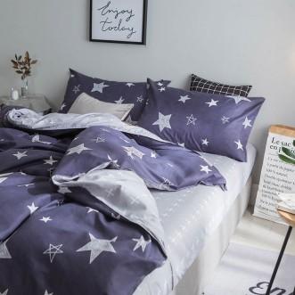 Белье постельное Модное сатин CL016 евро 200х220 СИТРЕЙД