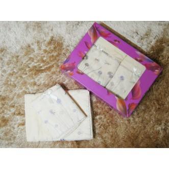 Набор банных полотенец в подарочной упаковке PSH05 50х90 и 70х140 СИТРЕЙД