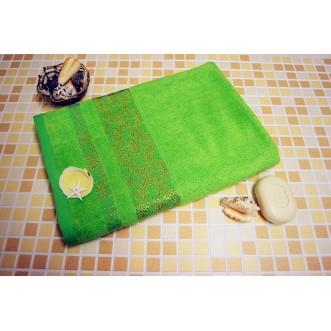 Полотенца махровые бамбук PD02 50х90 СИТРЕЙД