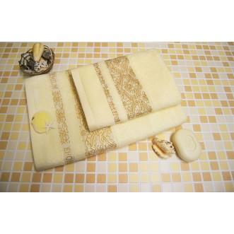 Полотенца махровые бамбук PD04 50х90 СИТРЕЙД