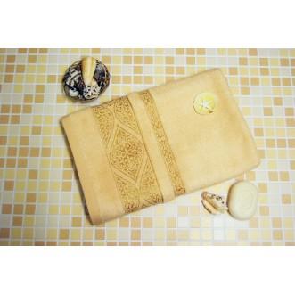 Полотенца махровые бамбук PF09 50х90 СИТРЕЙД