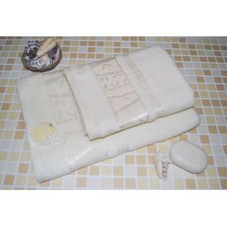 Полотенца махровые бамбук PH02 50х90 СИТРЕЙД