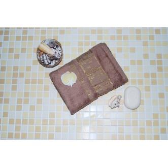 Полотенца махровые бамбук PM11 50х90 СИТРЕЙД