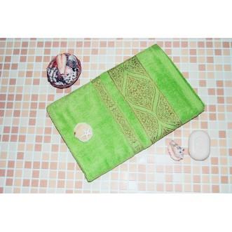 Полотенца махровые бамбук PF11 50х90 СИТРЕЙД