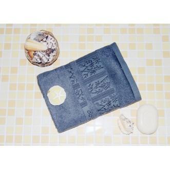 Полотенца махровые бамбук PN07 50х90 СИТРЕЙД