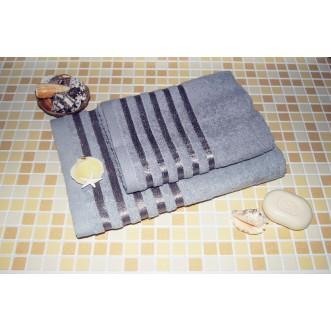 Полотенца махровые из хлопка PB02 70х140 СИТРЕЙД