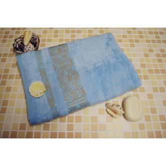 Полотенца махровые бамбук PD05 70х140 СИТРЕЙД