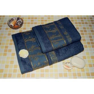 Полотенца махровые бамбук PM01 70х140 СИТРЕЙД
