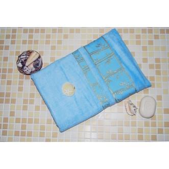 Полотенца махровые бамбук PM02 70х140 СИТРЕЙД