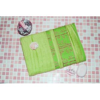 Полотенца махровые бамбук PM08 70х140 СИТРЕЙД