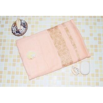 Полотенца махровые бамбук PD07 70х140 СИТРЕЙД