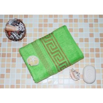 Полотенца махровые бамбук PC12 70х140 СИТРЕЙД