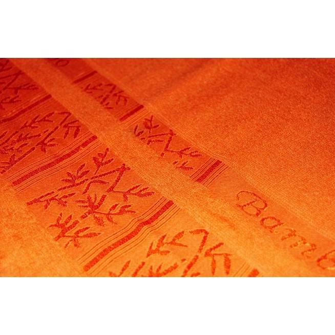 Банные полотенца бамбук PN14 70х140 СИТРЕЙД