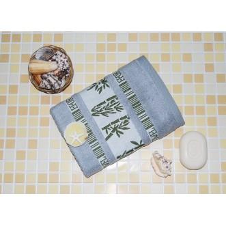 Полотенца махровые бамбук PL11 70х140 СИТРЕЙД