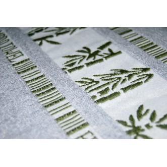 Банные полотенца бамбук PL11 70х140 СИТРЕЙД