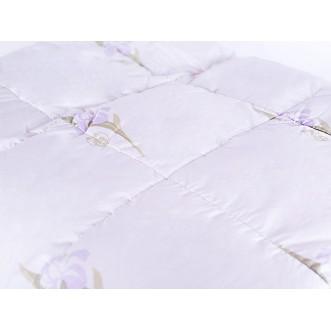 Купить одеяло пуховое Царственный Ирис 1,5 спальное