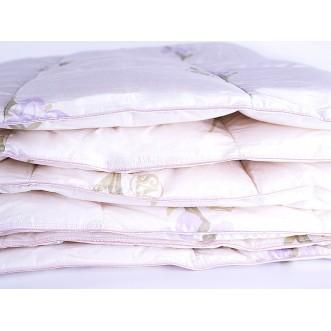 Купить одеяло пуховое Царственный Ирис евро макси 220х240 ЦИ-О-8-3