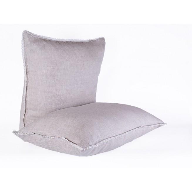 Купить подушку Дивный лен ДЛ-П-3-2 50x70 Nature's