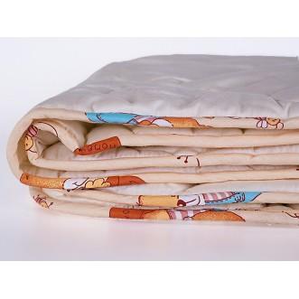 Купить одеяло детское всесезонное Забавная овечка 100х150 ЗО-О-2-3