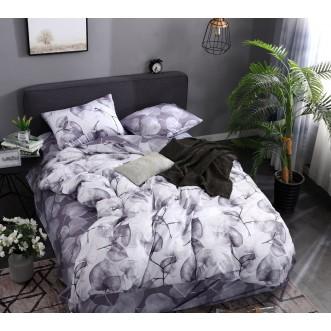 Постельное белье сатин Подарочный AC060 1.5 спальное СИТРЕЙД