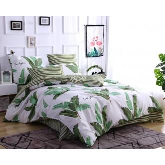 Купить постельное белье сатин делюкс L139