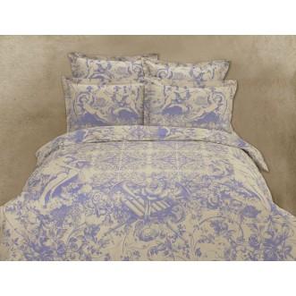Постельное белье сатин TS01-723 1/5 спальное Tango