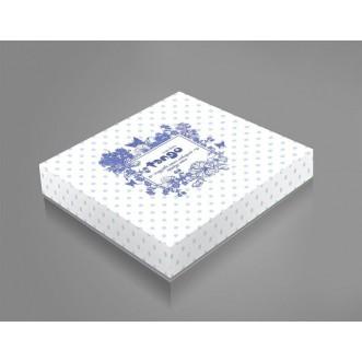 Белье постельное сатин TS01-X14 1/5 спальное Tango