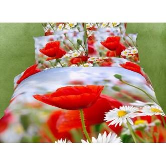 Постельное белье сатин TS02-195 2 спальное Tango