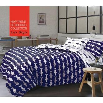 Постельное белье сатин TS02-708 2 спальное Tango