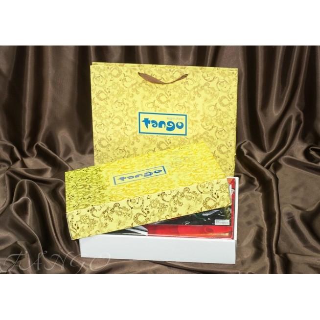 Белье постельное сатин TS04-09A 4 наволочки евро Tango