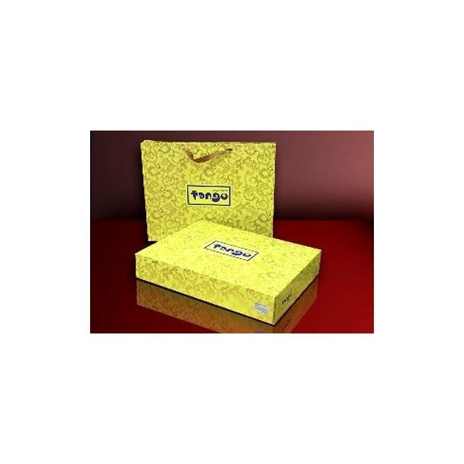 Белье постельное сатин TS04-812 (36A) 4 наволочки евро Tango