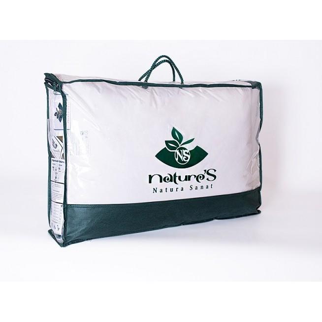 Купить одеяло Золотой мерино 1,5 спальное 140х205 Nature's упаковка