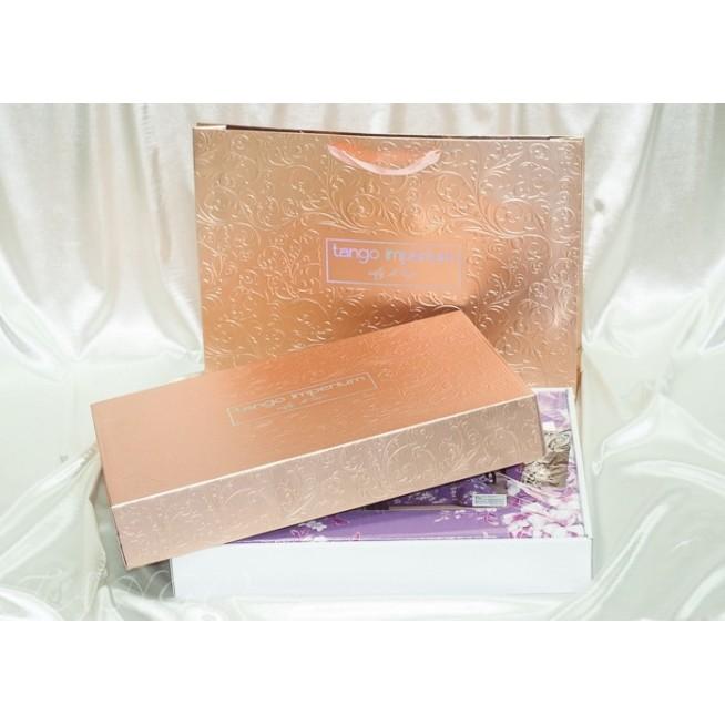 Белье постельное мако сатин TIS07-38 евро Tango