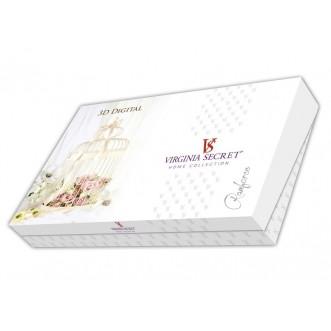 Белье постельное 3D 1057-10 евро Virginia Secret