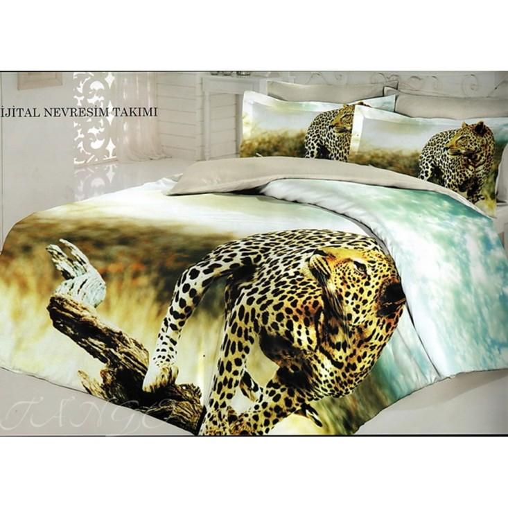 Постельное белье 3D 1091-08 евро Casadora