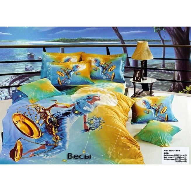 Купить комплект постельного белья Гороскопы Весыевро Tango