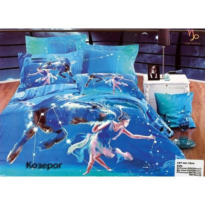 Купить комплект постельного белья Гороскопы Козерогевро Tango