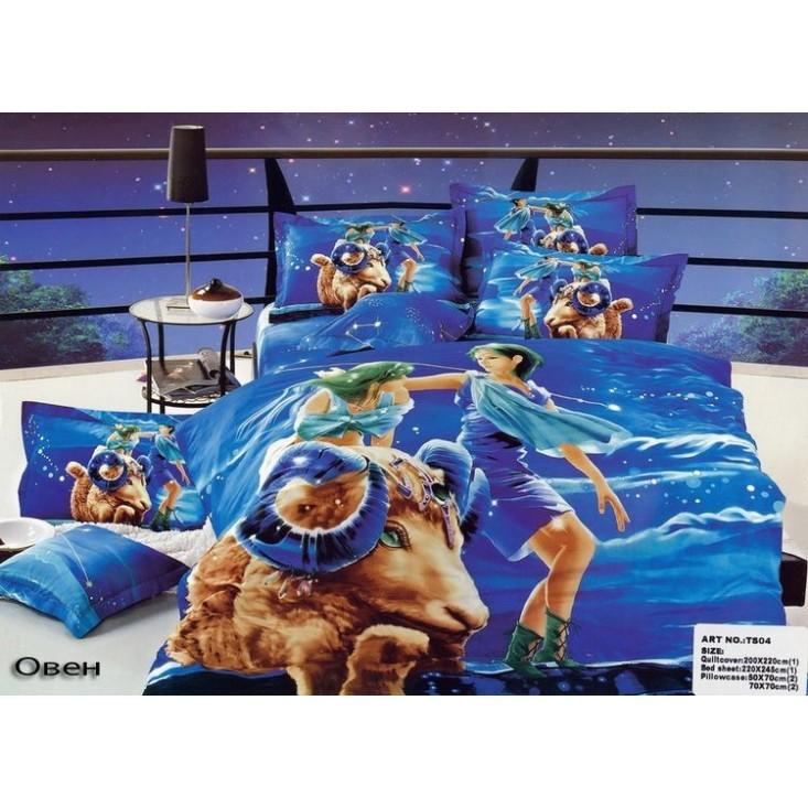Купить комплект постельного белья Гороскопы Овеневро Tango