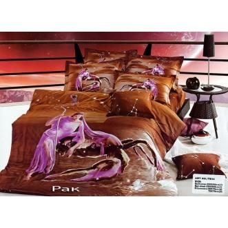 Купить комплект постельного белья Гороскопы Ракевро Tango