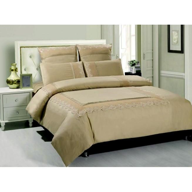 Купить комплект постельного белья Гипюр GPR6-02 евро Tango