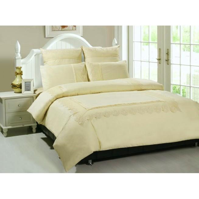Купить комплект постельного белья Гипюр GPR6-03 евро Tango