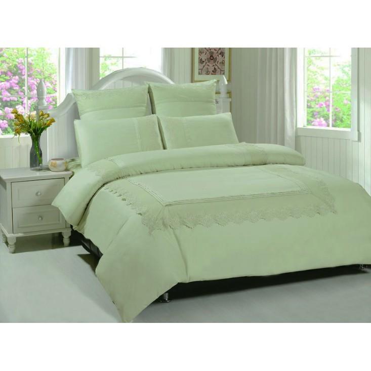 Купить комплект постельного белья Гипюр GPR6-04 евро Tango