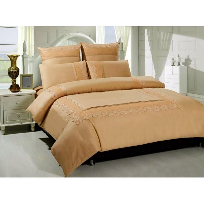 Купить комплект постельного белья Гипюр GPR6-08 евро Tango