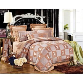 Купить комплект постельного белья Жаккард TJ111-450 евро Tango