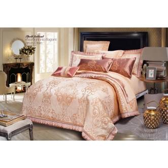 Купить комплект постельного белья Жаккард TJ111-497 евро Tango