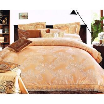 Купить комплект постельного белья Жаккард TJ111-486 евро Tango