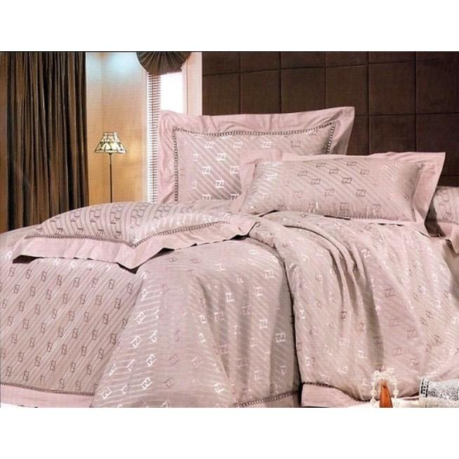 Купить комплект постельного белья Жаккард TJ300-01 евро Tango