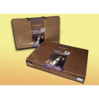 Постельное белье Жаккард TJ300-01 евро Tango
