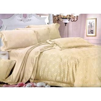 Купить комплект постельного белья Жаккард TJ300-07 евро Tango